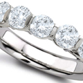This ring is great.I mean great for more then the brightness the sparkle, design and price.