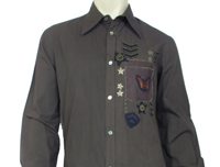 2009 collection men's designer shirts
