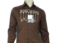 moschino men's designer shirts new collection