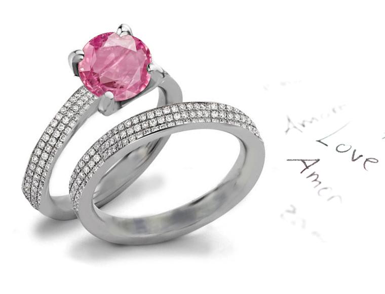 Designer Colored Gemstones Engagement Amp Wedding Rings