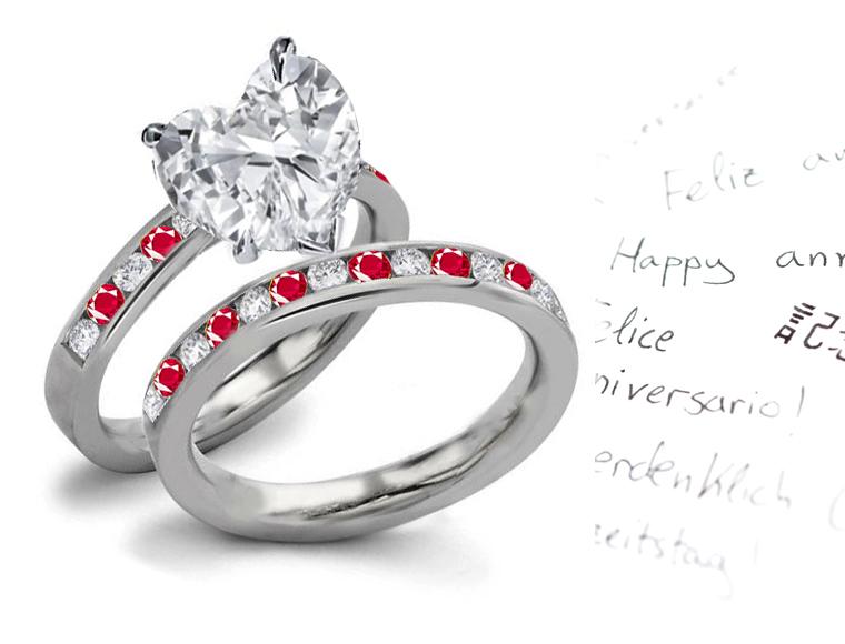 wedding rings engagement anniversary diamond platinum