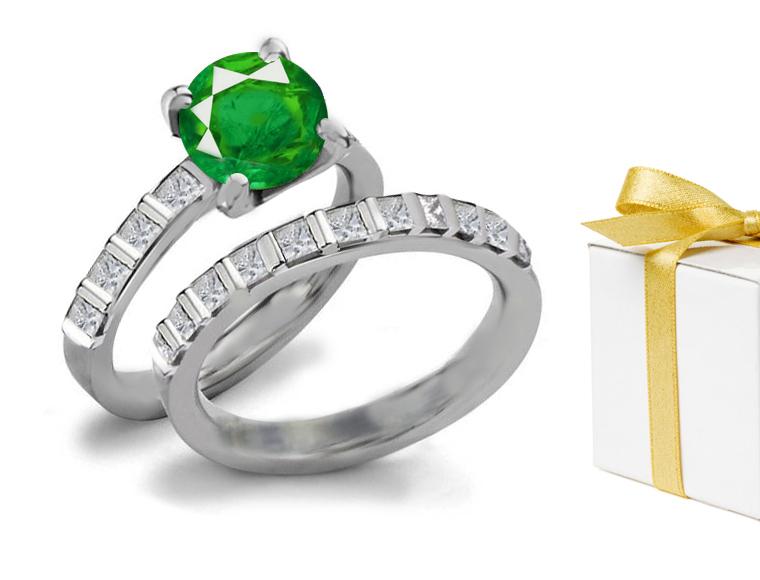 Designer Ruby Ruby Ruby Engagement Amp Wedding Rings