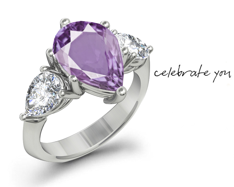 SAPPHIRE RING GALLERY | ROMANCING WITH SAPPHIRES