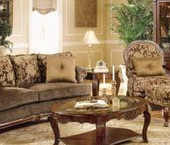 Home furnishings heirloom modern indoor lighting for Ready to assemble bedroom furniture