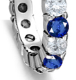 The largest selection of sapphire rings anywhere