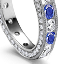 Sapphire Rings for Sale