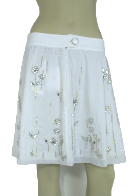 Fantastic Long Lace Tiered Skirt Designs For Girls
