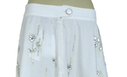 D&G Women's Designer Beaded Skirts